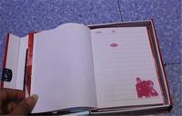 Free Shipping Frozen Diary Elsa Anna Olfa Hans Mini Diary