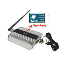 NEW 3G UMTS WCDMA 2100Mhz Mobile signal Repeater Booster Amplifier one set