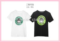 Free Shipping 2014 New Arrival Original Xiaomi Coffee MITU  Man Version T-Shirt for Men