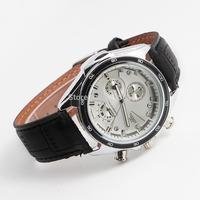 Free shipping on 2014 new fashion business 3 needle decorative men fashion watches, quartz watch