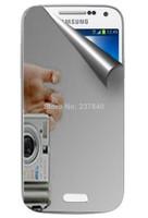 8pc LCD Mirror Screen Protector Film Cover For Samsung Galaxy S4 mini i9190/9192