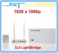 2PCS Free Shipping DJI Lightbridge 2.4GHZ Wireless Transmitter Receiver FPV HDMI for GoPro Hero3 Drone DJI Phantom 2 Vision Plus