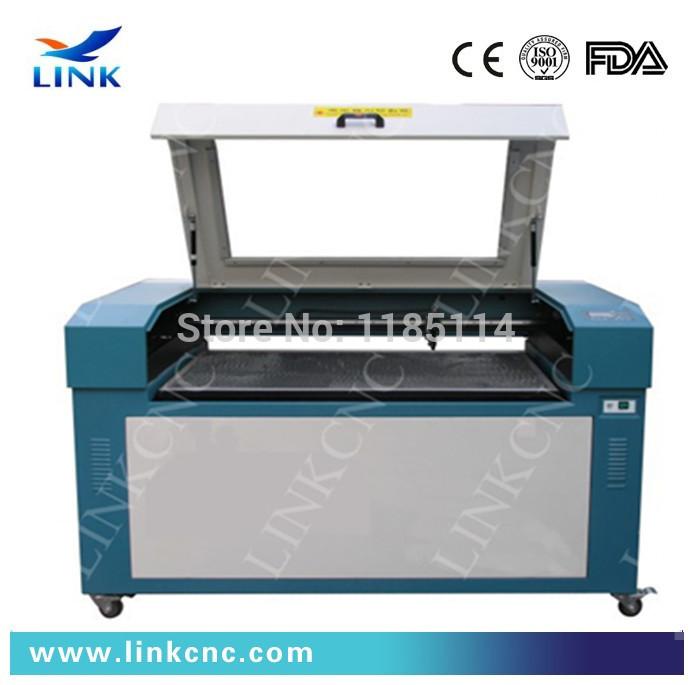 Jinan Link large power fabric laser cutting machine 1290(China (Mainland))