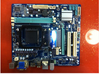 Free shipping Gigabyte GA-880GM-D2H DDR3 supports DDR3 Collection sake solid open-core motherboard version 3.1