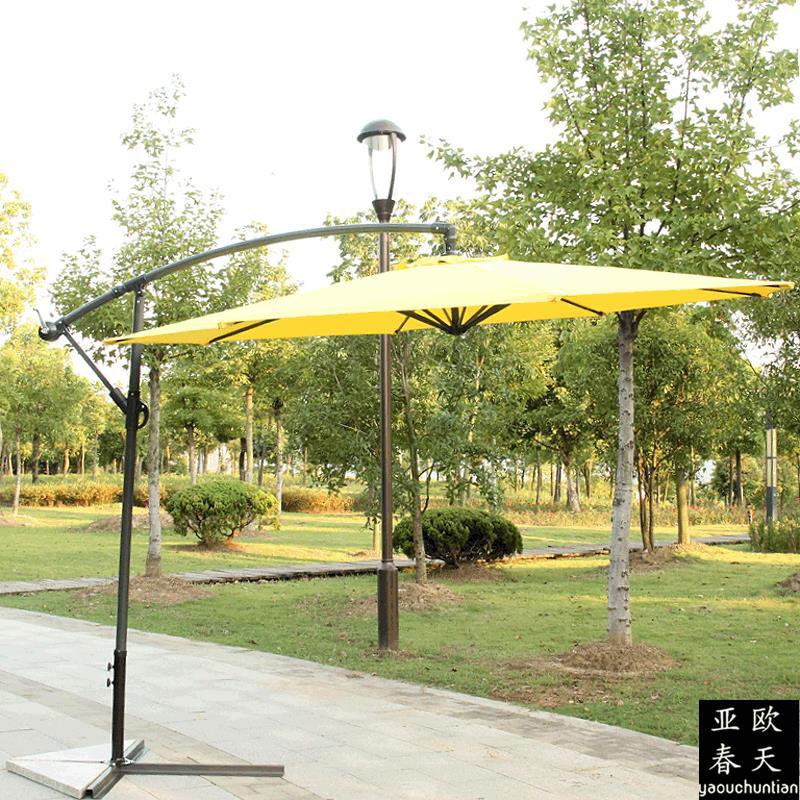 2014 New Arrival Sale Outdoor Umbrellas 3 Round Garden
