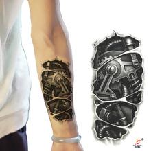 de Mechanical Tattoos