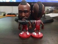 KODOTO Figure Basketball Player 13-14 Season Harden Doll Big Beard Global Free Shipping Fans Supplies