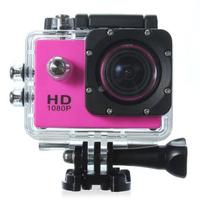 New Arrival Full HD 1080P Extreme Sport mini Waterproof camera DVR Sports DV underwater sports dvr camcorders Car dvr gopro