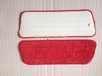 Trapezoid  cleaning mop head  Microfiber mop head
