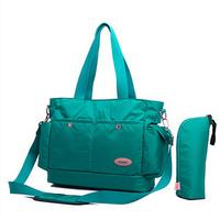 High Quality Retail Fashion 2014 Nappy Changing Mummy Bag Maternity Handbag Diaper Bags Baby Tote Organizer L0020