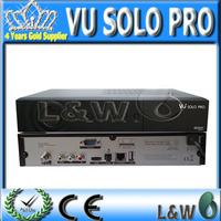 VU SOLO PRO VU+ SOLO PRO DVB-S2 HD Linux Enigma2 Satellite Receiver vu solo pro DHL Free shipping