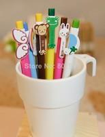 Cute Ballpoint pen Stationery Ballpen Bulk Novelty Office Accessories Student School Office Supplies Use Gift