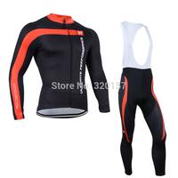 2014 new men's sports road racing CASTELLI  bicycle long sleeve Cycling jersey maillot Bike clothing (bib )Shorts sets ciclismo