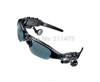 201 New Sunglasses Bluetooth Headset headphone Sun Glasses Bluetooth wireless headset,For iphone Samsung ipad Free shipping