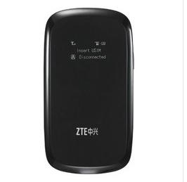 Portable Original Unlocked ZTE MF60 HSPA+ 21M 3G Wireless Router Pocket WiFi Router Mobile Hotspot SIM Card Slot,Network Sharing(China (Mainland))