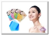 Drop Shipping 500pcs/lot Random Facial Oil Control Absorption Film Tissue Makeup Blotting Paper