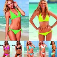 2014 New Summer Ladies Bikini Sexy Fashion BIKINI With Chest Pads DM-V001