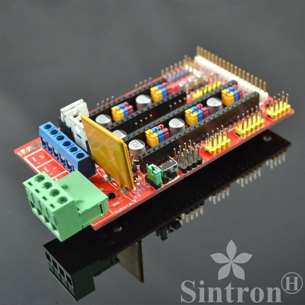 3d Printer Controller Printer Controller Ramps