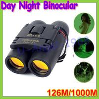 Register free shipping!! Sakura Binocular Day Night Binocular Telescope Folding 30 x 60 126M/1000M