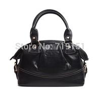 Genuine Cattlehide leather women's handbag women's bags cowhide shoulder bag oil waxing leather vintage leather bag handbag