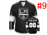 cheap hockey jerseys nhl Customize los angeles kings Home/Away/Alternate Embroidery Logo Sew on Any Name & NO. YS-6XL