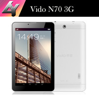 Window / Vido N70 3G Tablet pc 7 inch 1024x600 512MB ROM Dual core GPS Bluetooth Dual camera