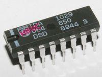 1PCS TDA1029 Signal-sources switch