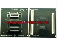 DX3035 / CX3035  QFP144 ZIF Socket Adapter  SP6100/SP6000/5000 Original xeltek ***Price can be adjust pls contact before pay