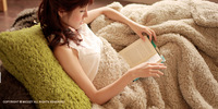 Free shipping - summer flange lai coral wool blanket nap leisure sofa cover lazy air conditioning