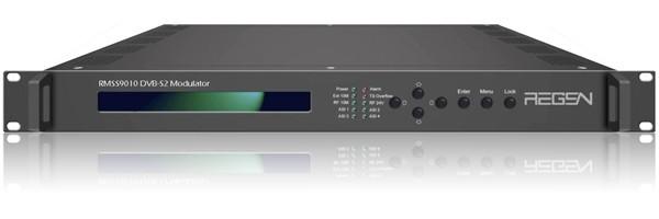 DVB-S/S2 QPSK Modulator 950~2150MHz RMSS9010-60 with GPS 10MHz clock IP input 24V Coupling Power(China (Mainland))