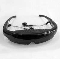 """98"""" 3d video glasses 720p 16:9 goggles, IVS-II"""