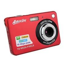 Amkov 1600Mpx 8x Digital Zoom 2.7inch Digital Camera CDFE