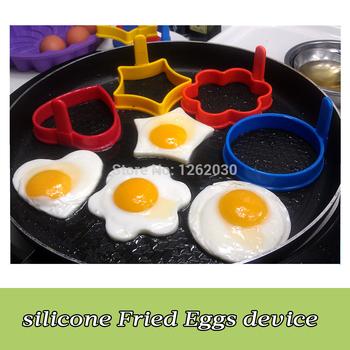 Очень популярные кухонные принадлежности различные формы силиконовые яичница устройство сделай сам жареные яйца инструмент 3 шт./лот