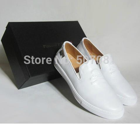 Купить мужскую обувь белую в Москве, России на