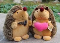 Hedgehog doll Hedgehog toy little figurine