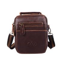 2014 New Arrival Vintage Men Messenger Bag Leater Casual Shoulder  Bag morer #500