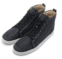 casual shoes for men, men red bottom shoes, high top sneakers for men