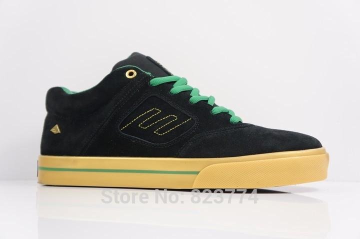 Emerica reynolds 3 скейт обувь для мужчины свободного покроя обувь