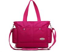 L0020 Free shipping!!! 5Pcs Fashion Multi Function Baby Bag Baby Diaper Bags Mummy Mama Nappy Changing Bags Tote Women Handbags