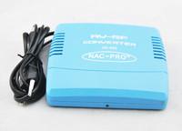 Double Sound Channels input 220V EU Plug Audio Video Signal AV RF Converter Modulator Compatible with PAL TV Signal Standard