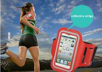 Sweatproof soft GYM Yoga Armband running sports bag belt cover case 4.5 inch for Nokia lumia 630 635 636 625 920 925 928 1020