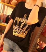 Женская футболка EAST KNITTING GFT t