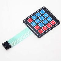 New 4*4 Matrix Array/Matrix Keyboard 16 Key Membrane Switch Keypad for arduino#3300