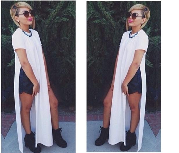 Maxi Casual Shirt Dress