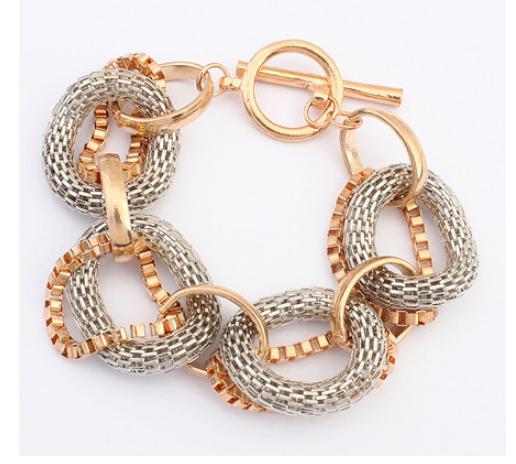 Браслет-цепь XY Jewelry Company Y8844 0349 браслет цепь magic jewelry 925 oem