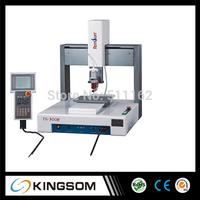 hot glue dispenser machine TS-300B, robot glue dispenser with high efficiency