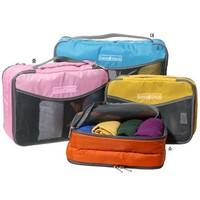 BF015 NEW  Wash bag mesh bag Travel Bags storage bag 37*26cm free shipping