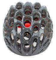 SWODART 2014 New 39 Holes super light sport bike helmets, 235g black carbon fiber sports helmets cycling wholesale in Stock