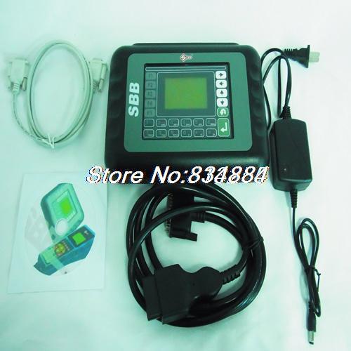 Immobilizer SBB Auto Key Programmer Sbb V33.02 Key Programmer Suppot 9 languages Key maker free shipping(China (Mainland))