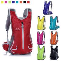 Waterproof 12L Riding Cycling Bike Bag Hiking Camping Backpack Rucksack